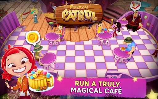 Fantasy Patrol: Cafe screenshots 13