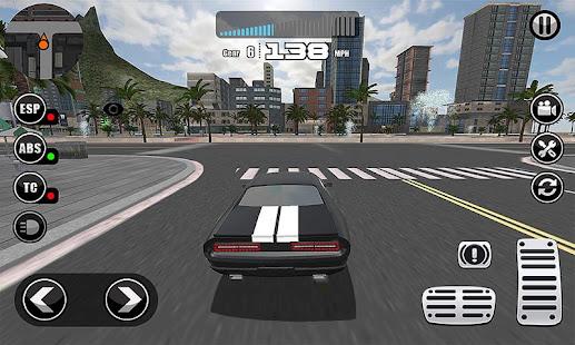 Fanatical Car Driving Simulator 1.1 Screenshots 3