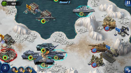 Glory of Generals2: ACE Mod Apk