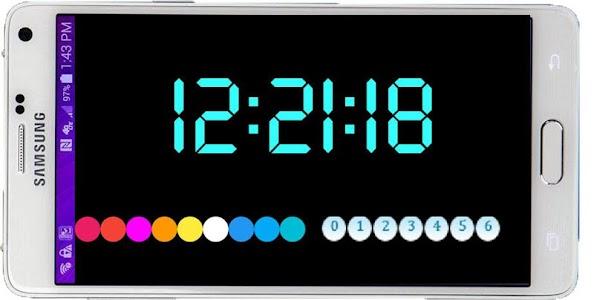 Best Digital Clock 1.2