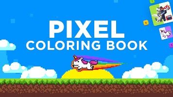 UNICORN Color by Number | Pixel Art Coloring Games