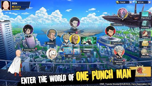 One-Punch Man: Road to Hero 2.0 2.1.8 screenshots 2