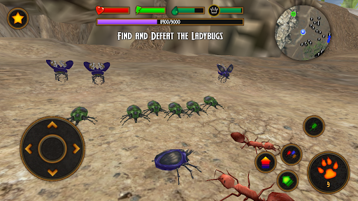 Rhino Beetle Simulator 1.1 screenshots 3