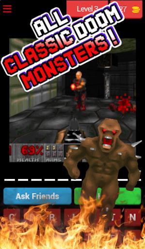 doom monsters - guess the monster : classic doom APK MOD (Astuce) screenshots 2