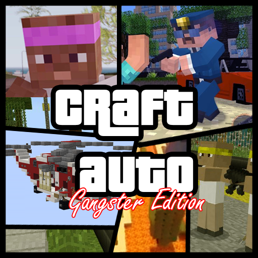 Craft Theft Auto Mod for MCPE