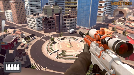 Sniper 3D Mod APK Download 3.33.5 (Free Online FPS, Unlimited Money) 1