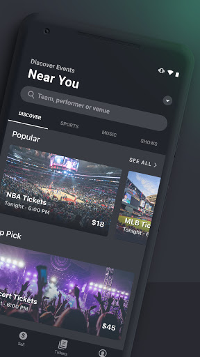 Gametime - Tickets to Sports, Concerts, Theater  Screenshots 2