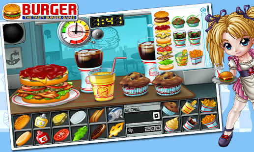 Burger Screenshot
