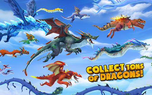 Hungry Dragon poster