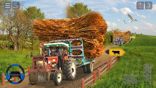 Tractor Trolley Driving Farming Simulator 3D Games 1.1.5 screenshots 1