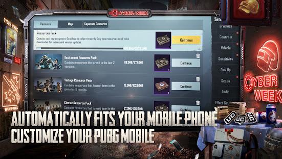 PUBG MOBILE - Cyber Week