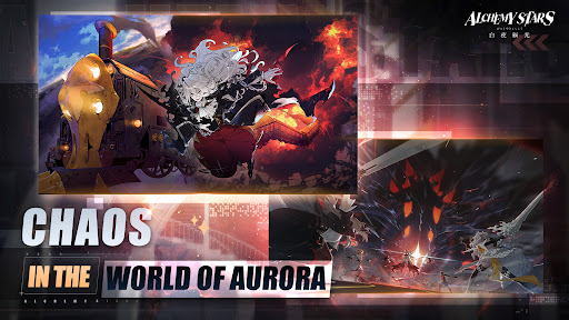 Alchemy Stars: Aurora Blast Apkfinish screenshots 3
