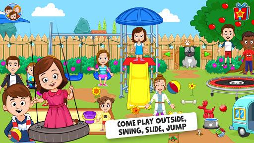 My Town: Home Dollhouse: Kids Play Life house game  screenshots 14