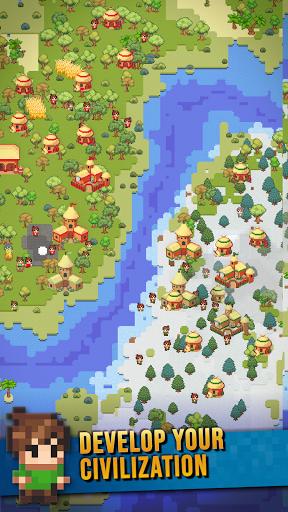 Galactory - Sandbox God Simulator  screenshots 7