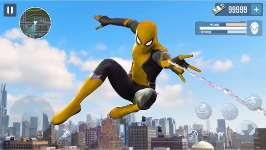 Spider Rope Hero – Gangster New York City 1