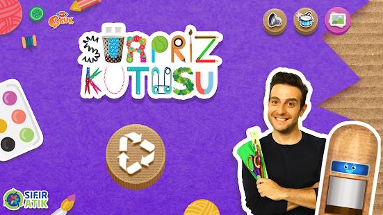 TRT Çocuk Sürpriz Kutusu  screenshots 1