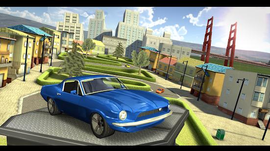 Car Driving Simulator: SF 4.18.0 Screenshots 1