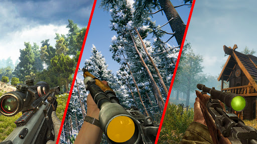 Sniper Deer Hunting Game: Last Survival 2021  screenshots 8