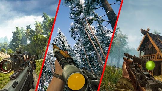 Sniper Deer Hunting Game: Last Survival 2021 8