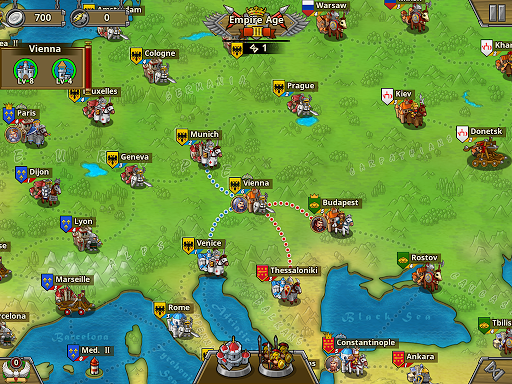 European War 5:Empire - Civilization Strategy Game  screenshots 9
