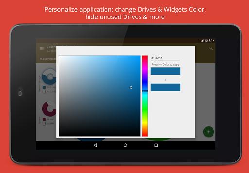 Storage Analyzer & Disk Usage 4.1.0.9 Screenshots 7