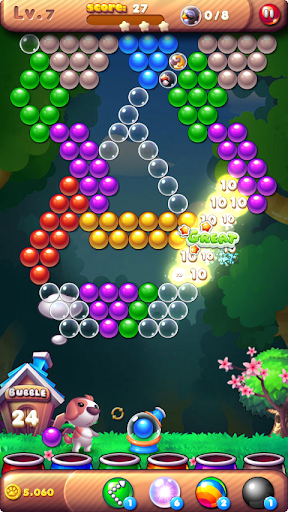 Bubble Bird Rescue 2 - Shoot! 3.1.9 screenshots 2