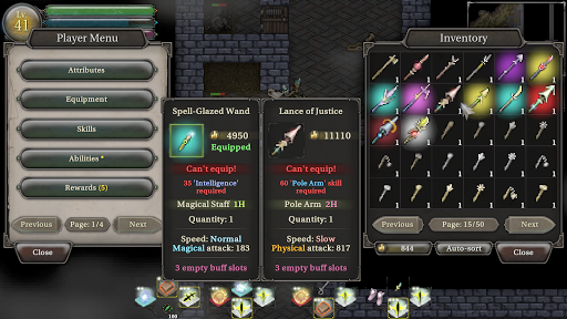 9th Dawn III RPG apktram screenshots 12