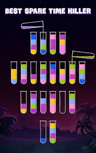 Sort Water Puzzle - Color Liquid Sorting Game 1.16 screenshots 2