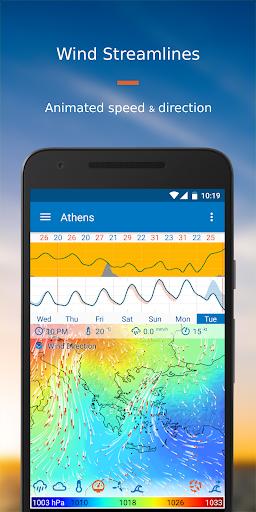 Flowx: Weather Map Forecast 3.310 Screenshots 5