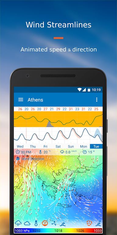 Flowx: Weather Map Forecast  poster 4