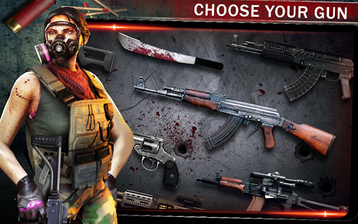rise of dead trigger frontline zombie shooter screenshot 2