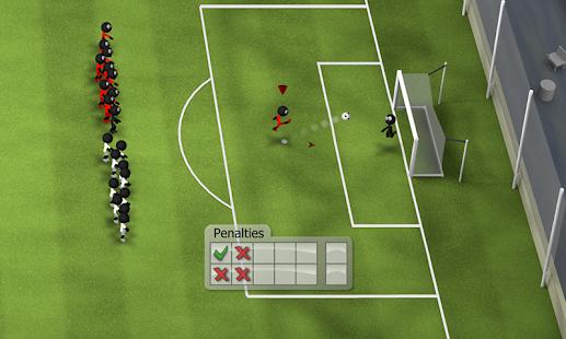 Stickman Soccer 2014 screenshots 9