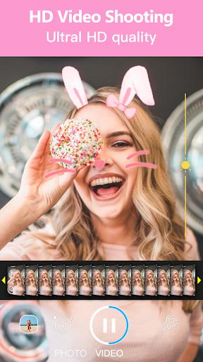 Beauty Camera - Selfie Camera with AR Stickers  Screenshots 8