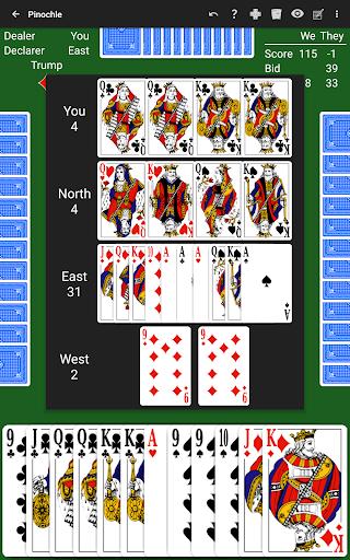 Pinochle by NeuralPlay 2.10 screenshots 7