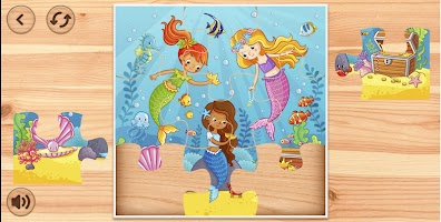 Kids Puzzles Free - Offline puzzles for kids 2+