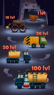 Trash Tycoon: idle clicker sim MOD (Unlimited Gold) 3