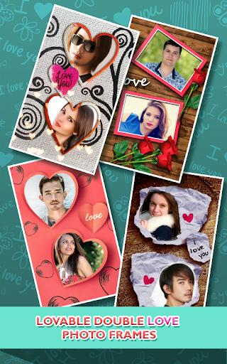Love Photo frames Collage  screenshots 2