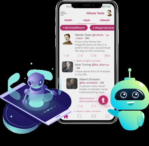 Play store updates and news (2020) : Techfy  Screenshots 1