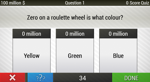 Quiz Just Be Smart  screenshots 2