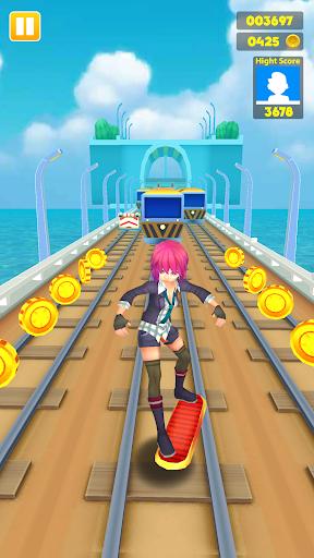 Subway Princess - Endless Run  Screenshots 4