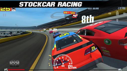 Stock Car Racing APK MOD – Pièces Illimitées (Astuce) screenshots hack proof 1