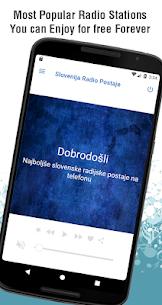 Slovenija Radio Postaje 2.4 [Mod + APK] Android 1