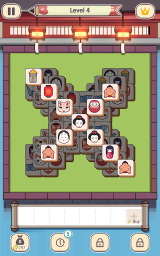 Tile Fun - Classic Triple & Matching Puzzle Game 1.4.8 Screenshots 5
