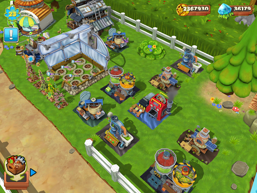 CannaFarm - Weed Farming Collection Game 1.7.635 screenshots 15