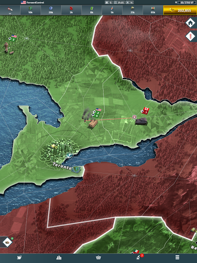 Conflict of Nations: WW3 Multiplayer Strategy Game 0.102 screenshots 10