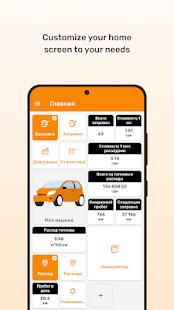 Fuelmeter: Fuel consumption