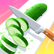 App Icon for Perfect Slices App in Spain Google Play Store