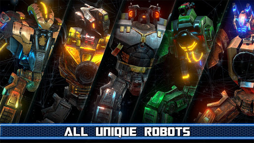Real Robot Ring Fighting 1.3 screenshots 1