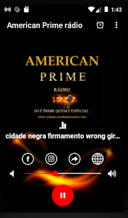 Download American Prime rádio For PC Windows and Mac apk screenshot 1