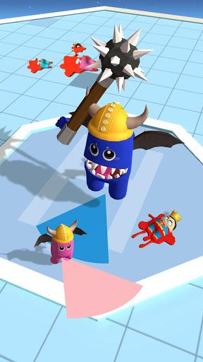 Imposter Smashers 2 - cute survival io games screenshots 10
